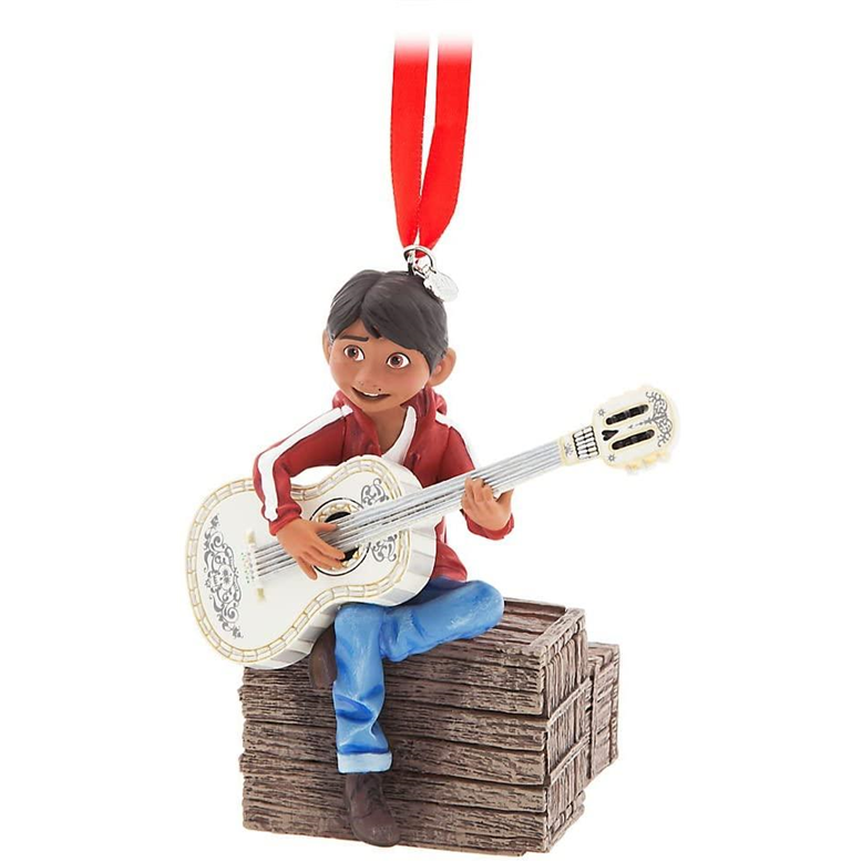 Miguel Singing Sketchbook Ornament - Coco