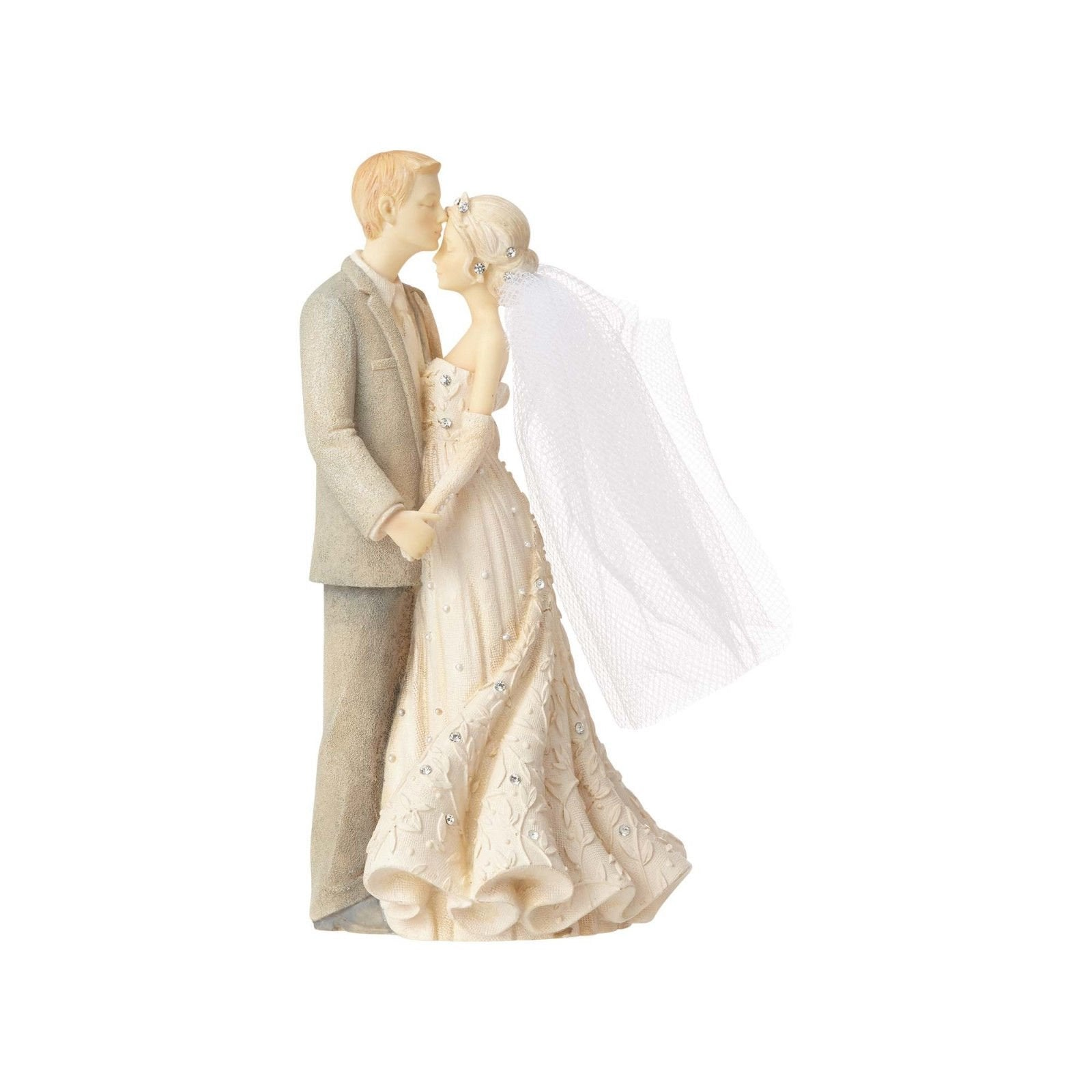 Bride and Groom Foundations Figurine