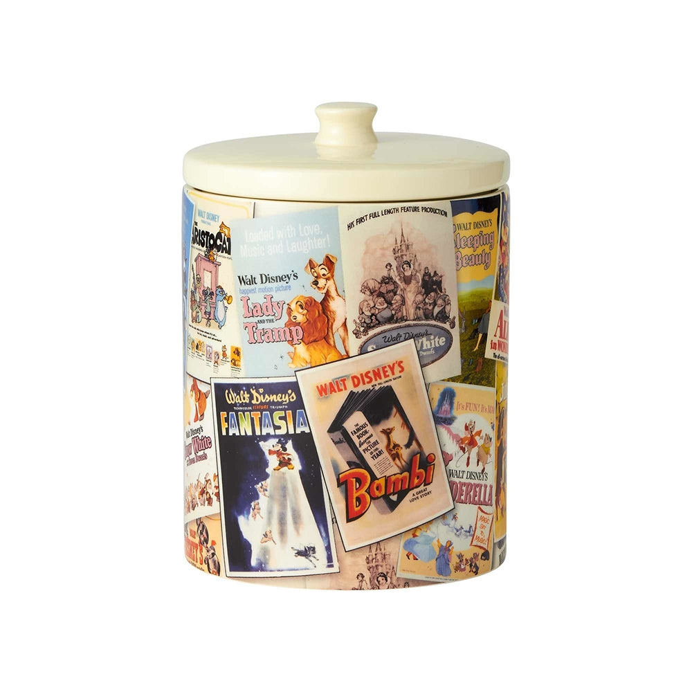 Classic Disney Cookie Jar - Disney Ceramics