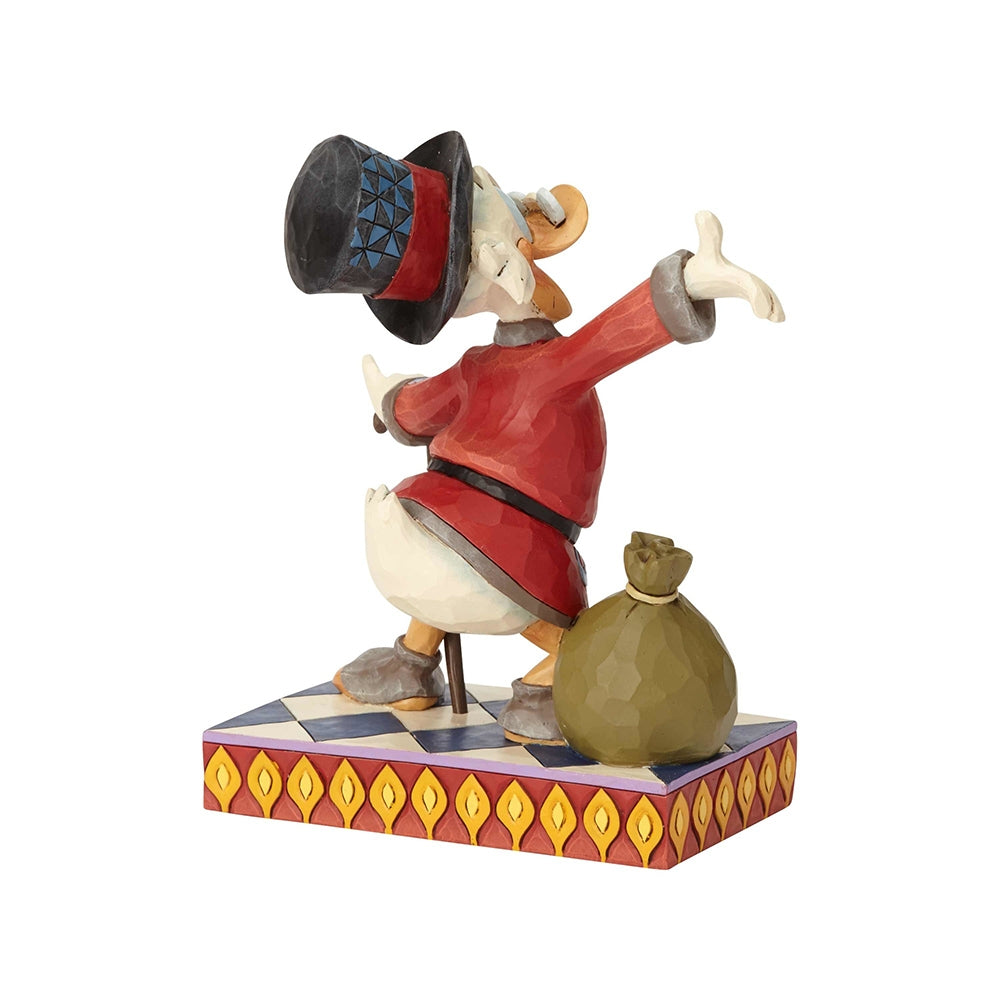 Scrooge Duck Tales - Jim Shore Disney Traditions Figurine