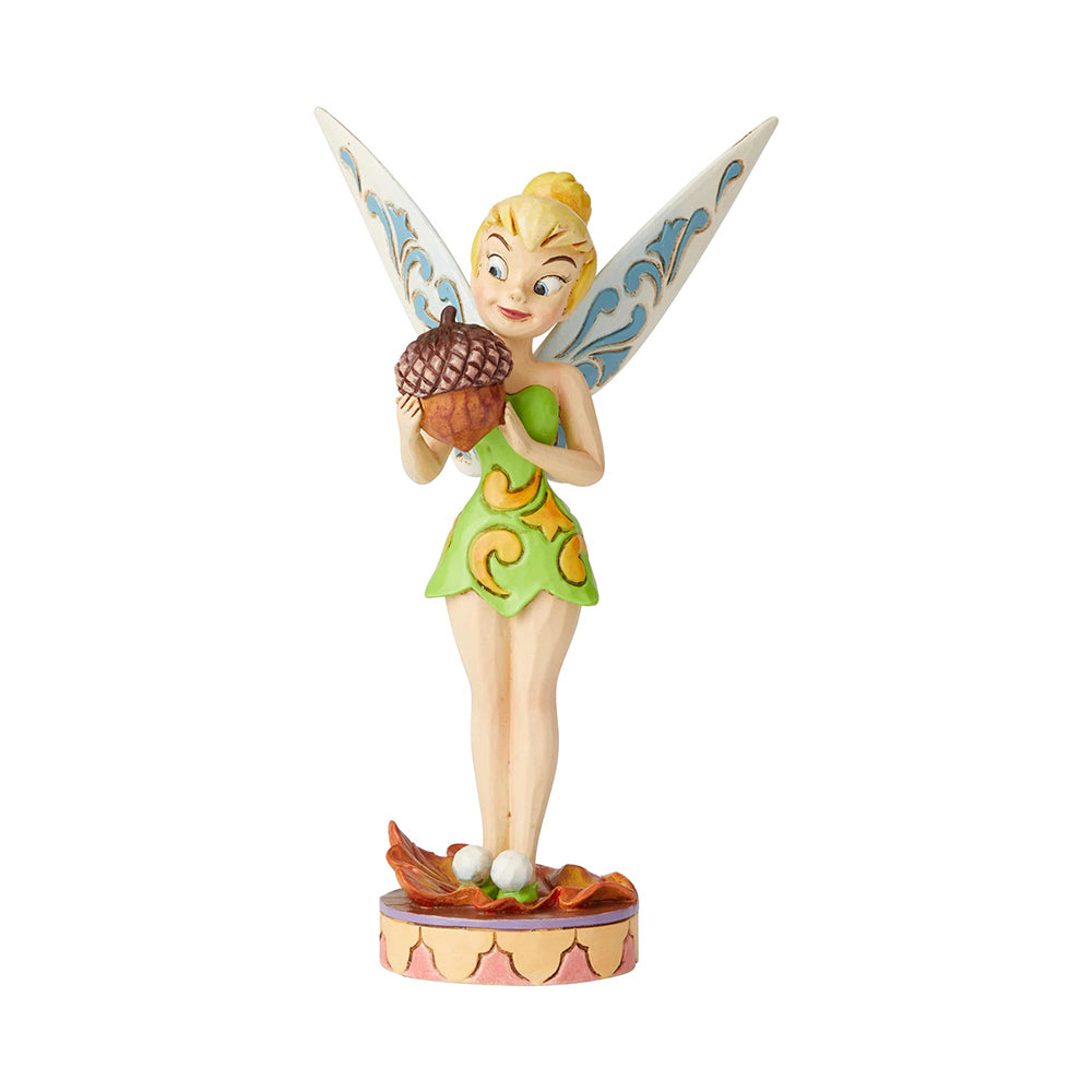 Disney Traditions - Tink with Acorn, Nuts For Fall