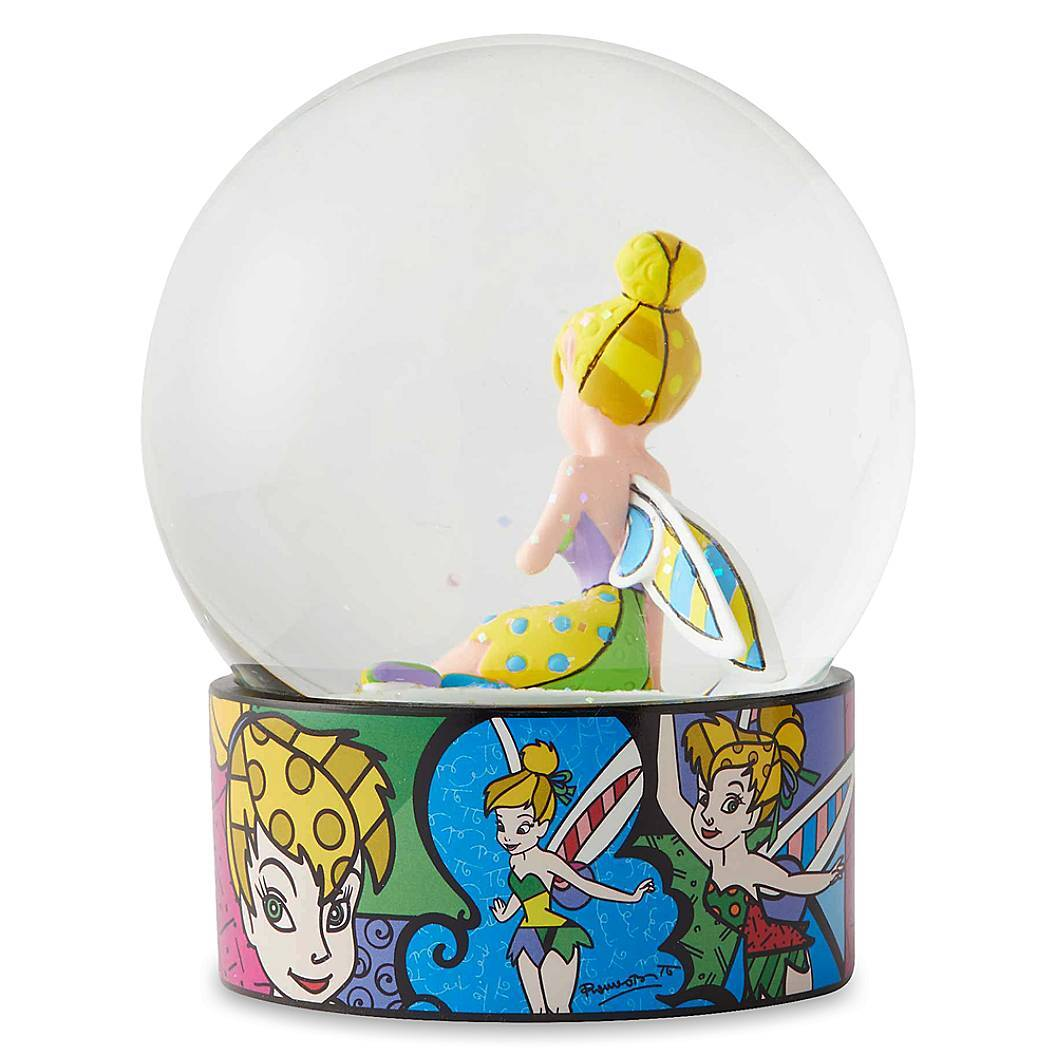 DISNEY BRITTO TINKER BELL WATERBALL