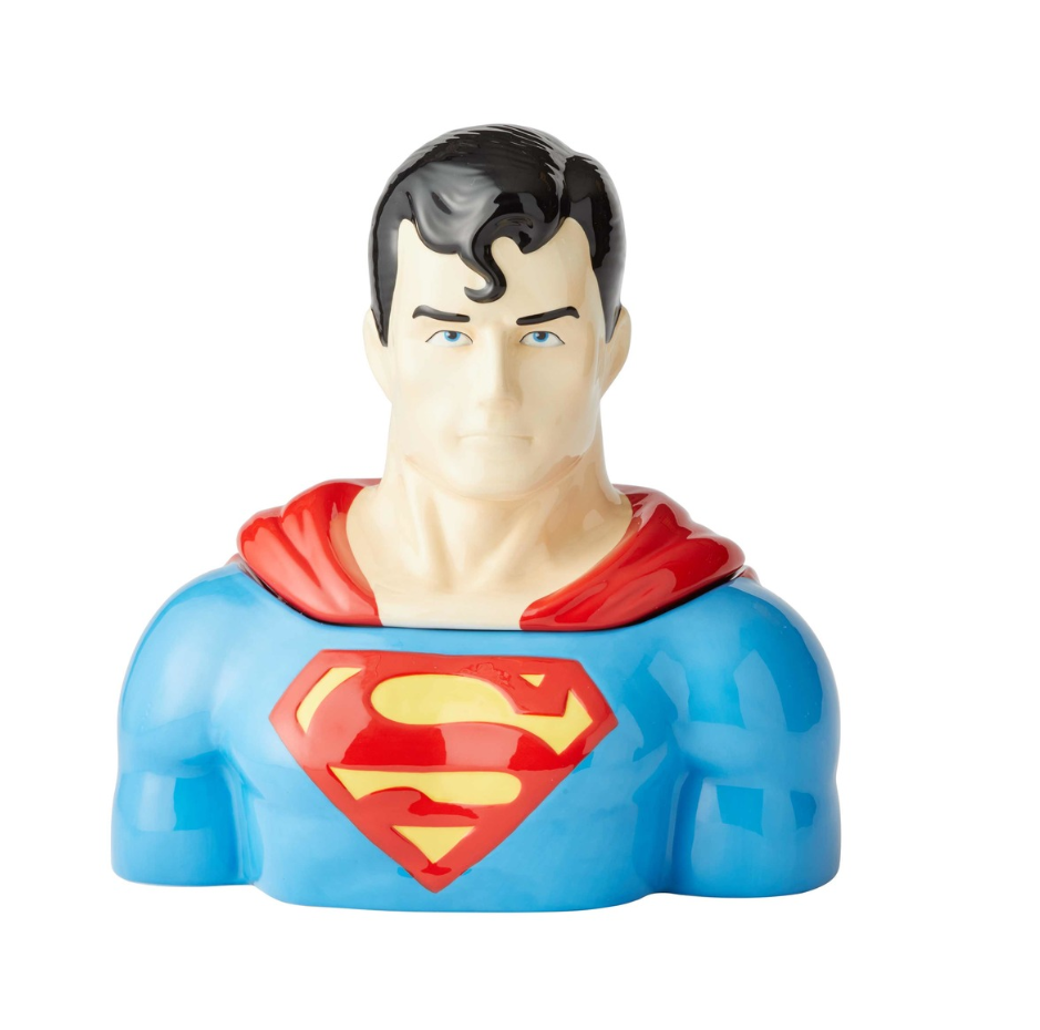Superman DC Comics Cookie Jar