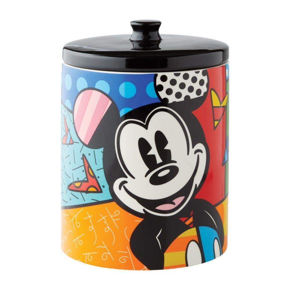 Mickey Mouse Large Disney Britto Canister