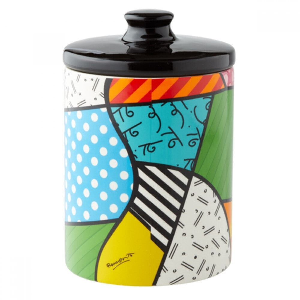 Mickey and Pluto Small Britto Cannister