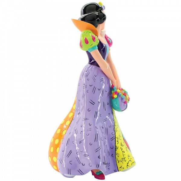DISNEY BRITTO SNOW WHITE FIGURINE - LARGE