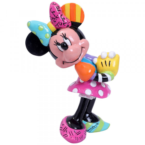 DISNEY BRITTO MINNIE MOUSE MINI FIGURINE