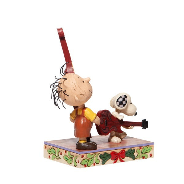 Peanuts by Jim Shore - Merry Melody