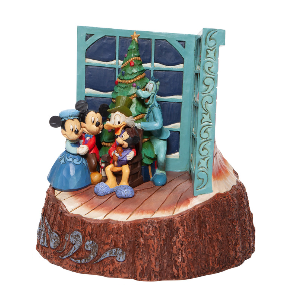 Disney Traditions - Mickey's Christmas Carol - 20cm