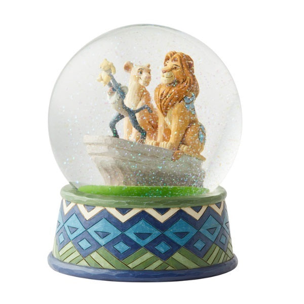 Disney Traditions - Lion King 150mm Waterball