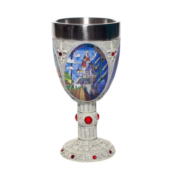 Disney Showcase - Beauty and the Beast Chalice - 18cm