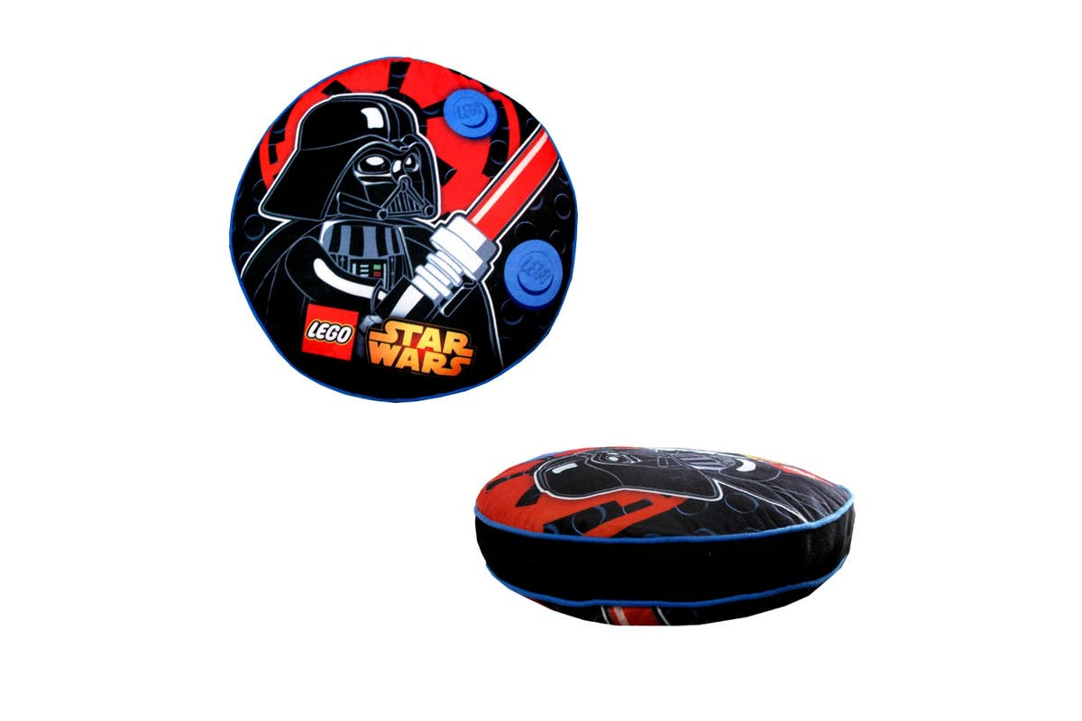 Star Wars Darth Vander Round Filled Cushion
