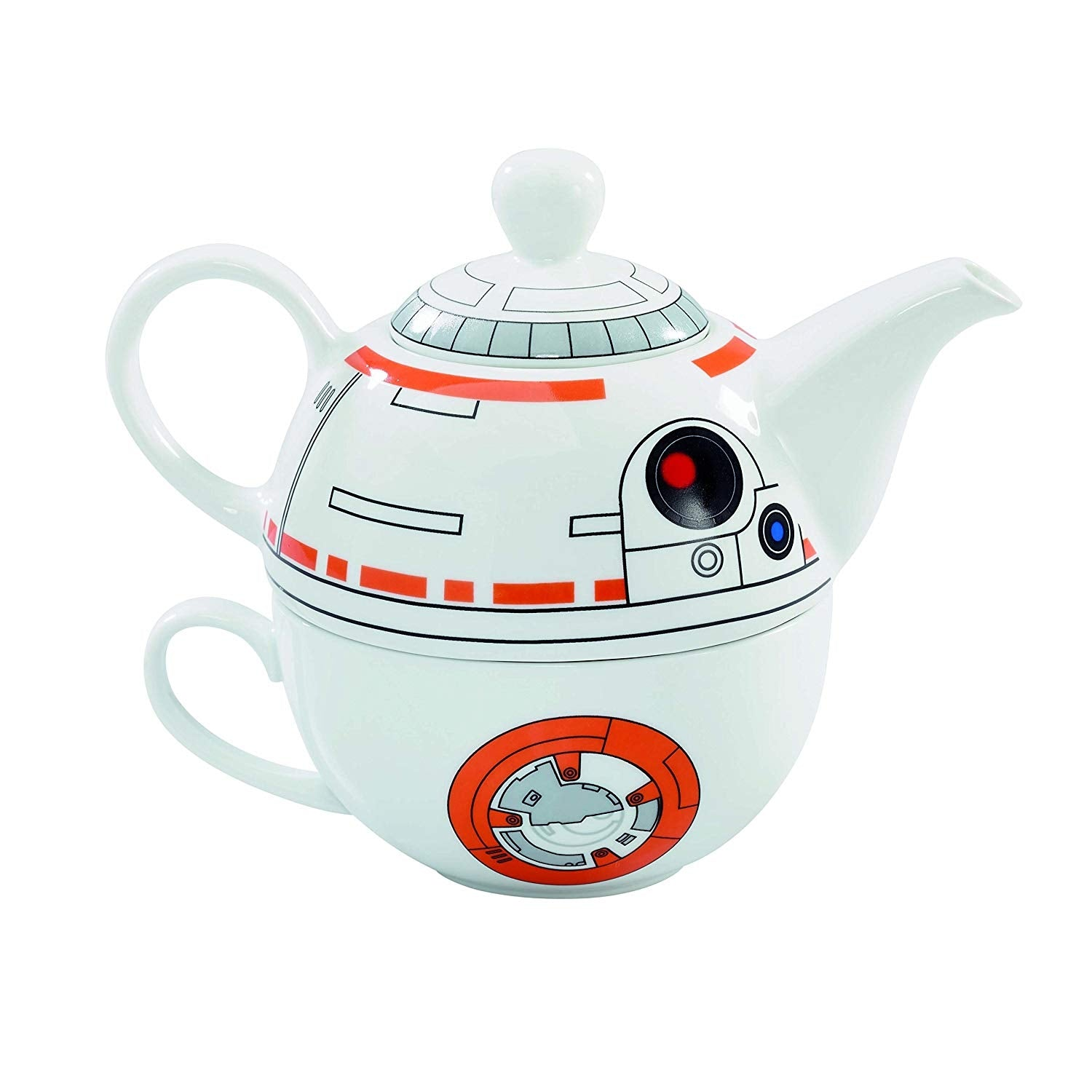 STAR WARS BB-8 TEAPOT & MUG SET