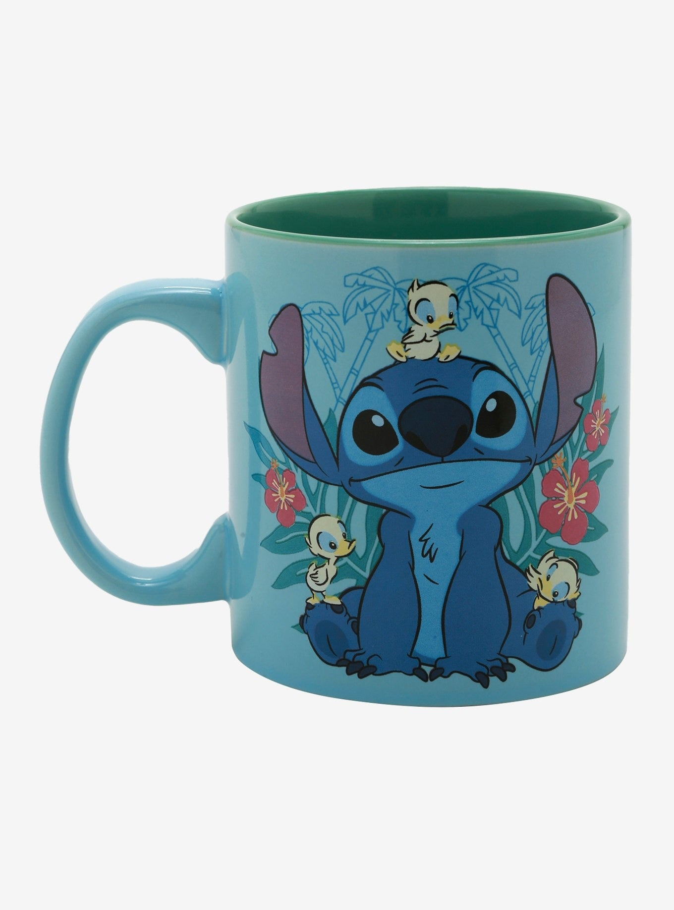 DISNEY LILO & STITCH DUCKLINGS MUG