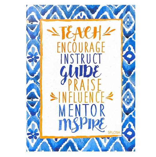 deal - Ceramic Teacher Teach Verse