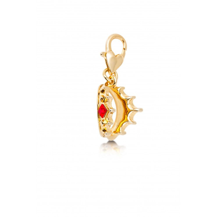 Disney Snow White Crown Charm