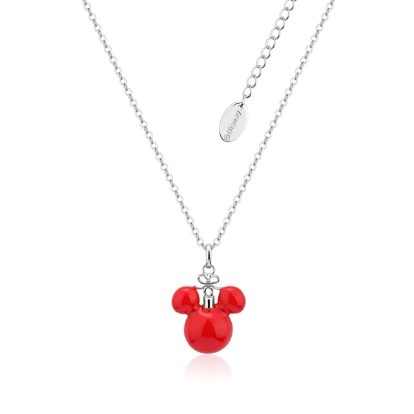 Disney Mickey Mouse Bauble Necklace