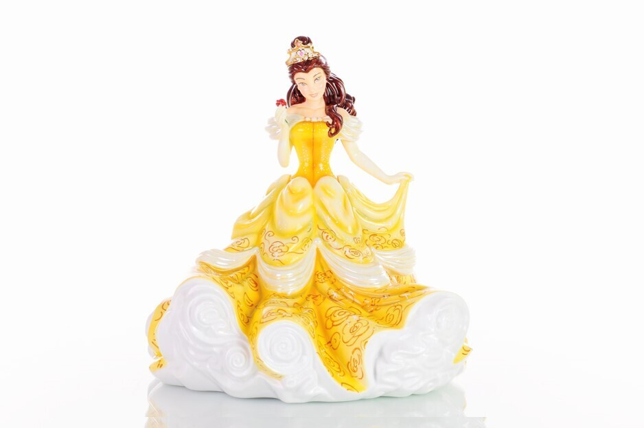 English Ladies Beauty and the Beast - Belle Figurine