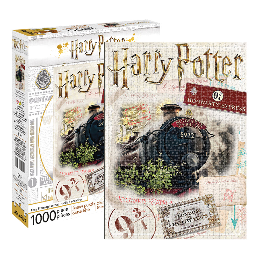 Express 1000pc Pluzzle Harry Potter