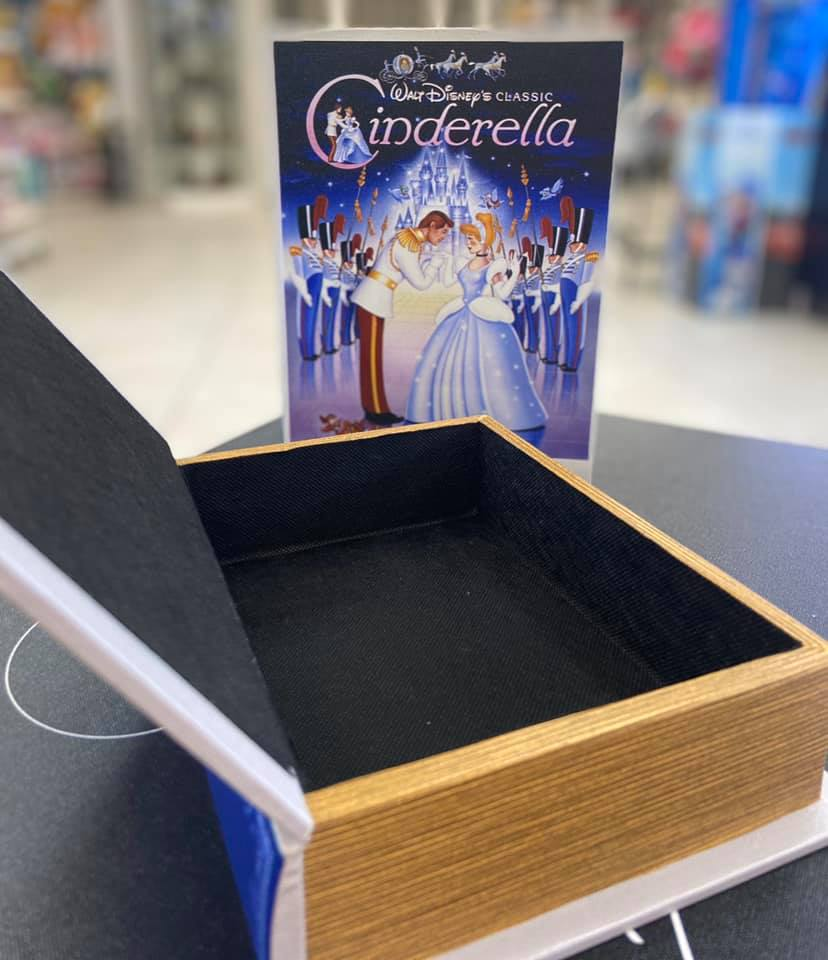 Classic Disney Cinderella  Book Box - Medium