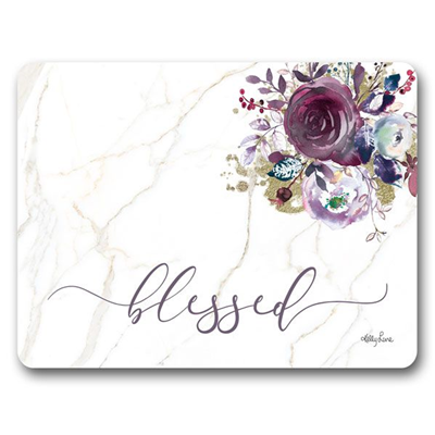 Deal - Kelly Lane Set of 6 Placemats - Blessed