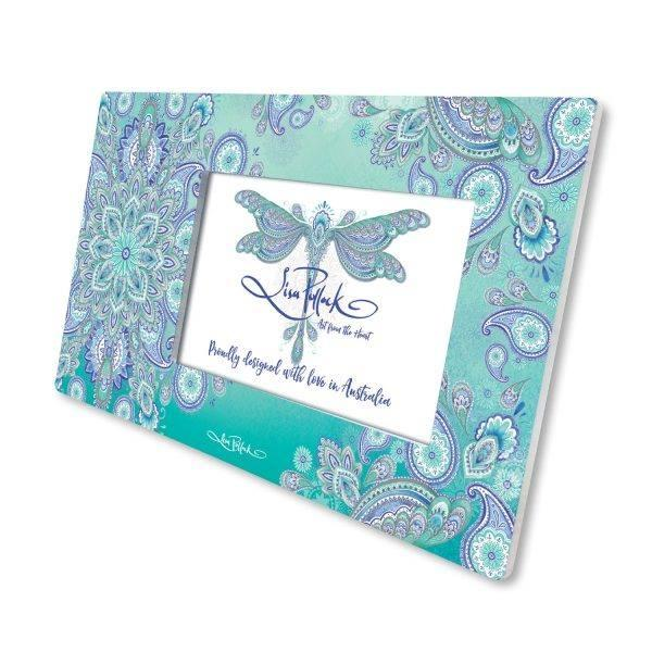 Deal - Dragonfly Dreams Ceramic Photo Frame