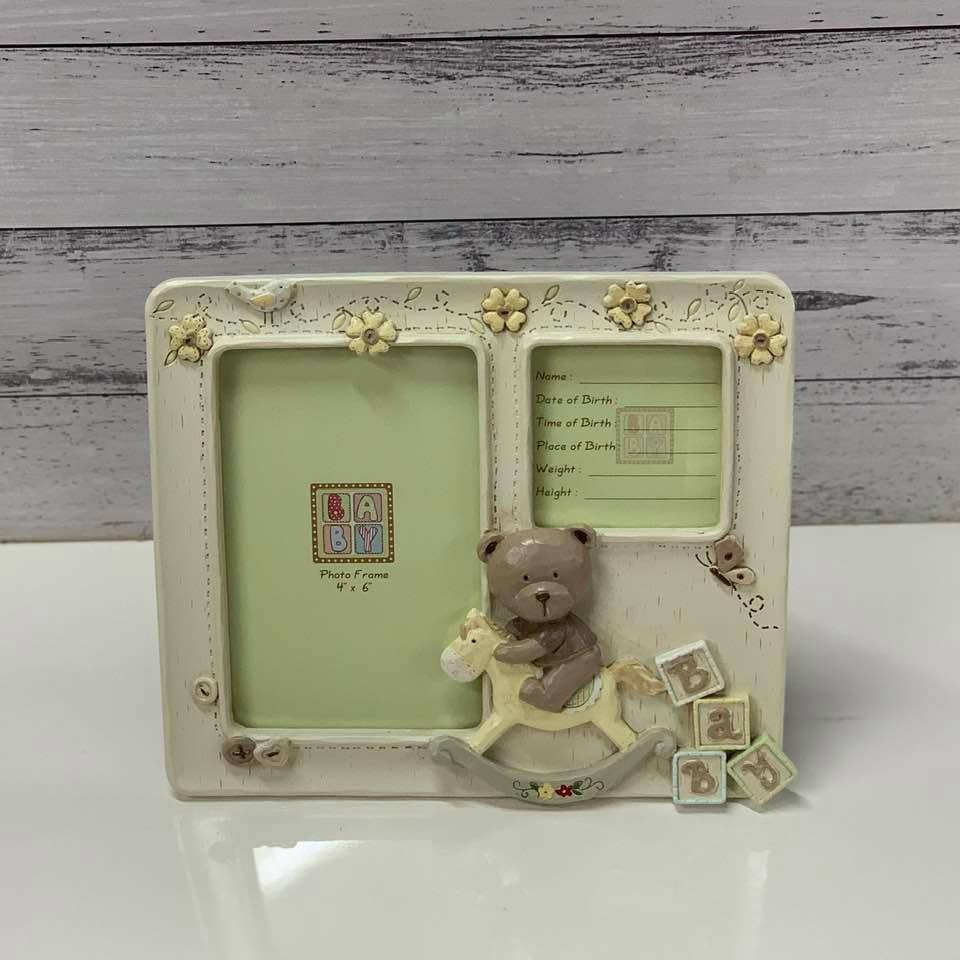 Deal - Ceramic Baby Photo Frame
