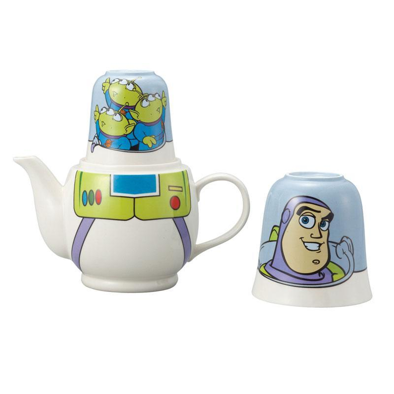 BUZZ LIGHTYEAR TEA FOR TWO SET