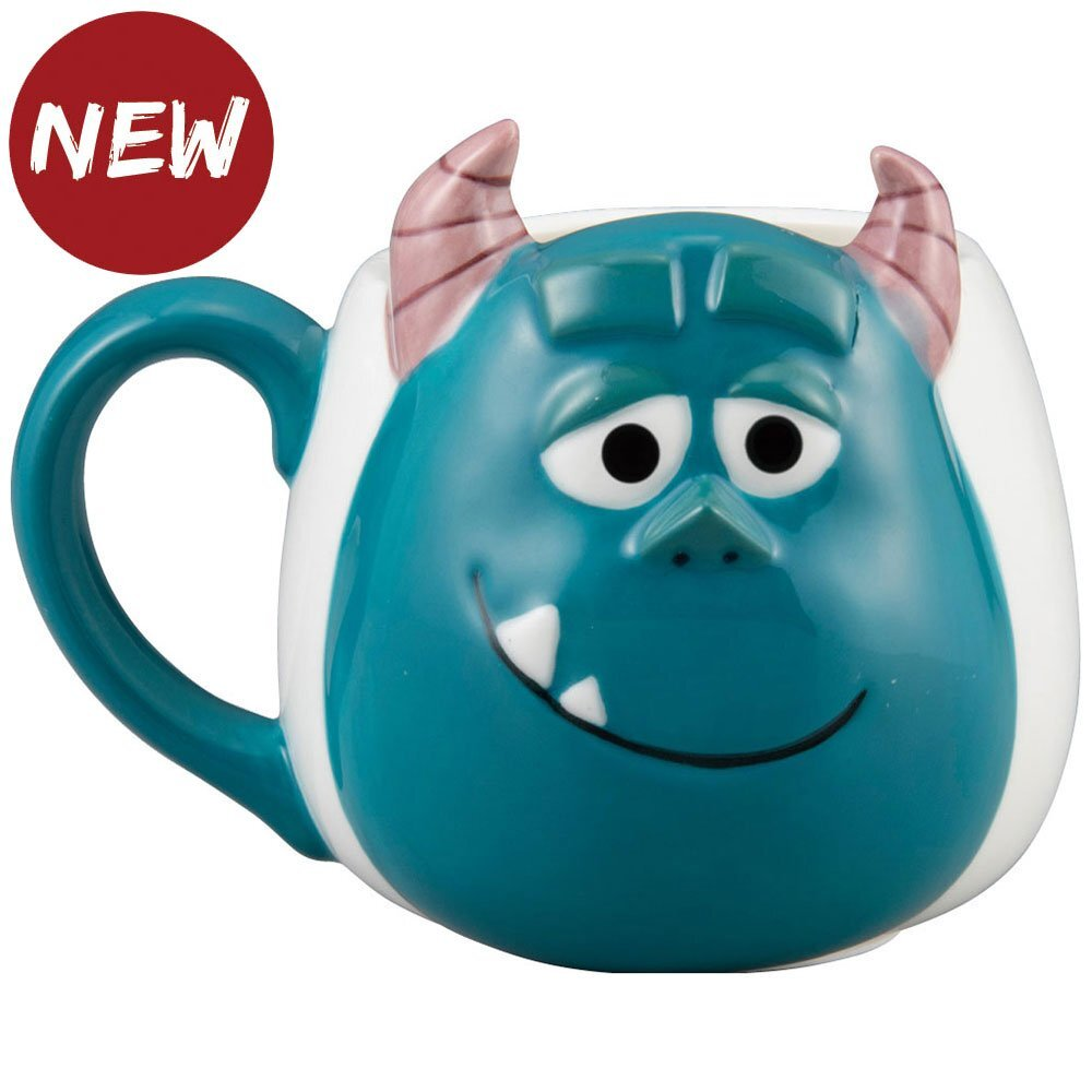 DISNEY-PIXAR MONSTERS INC SULLY 3D MUG
