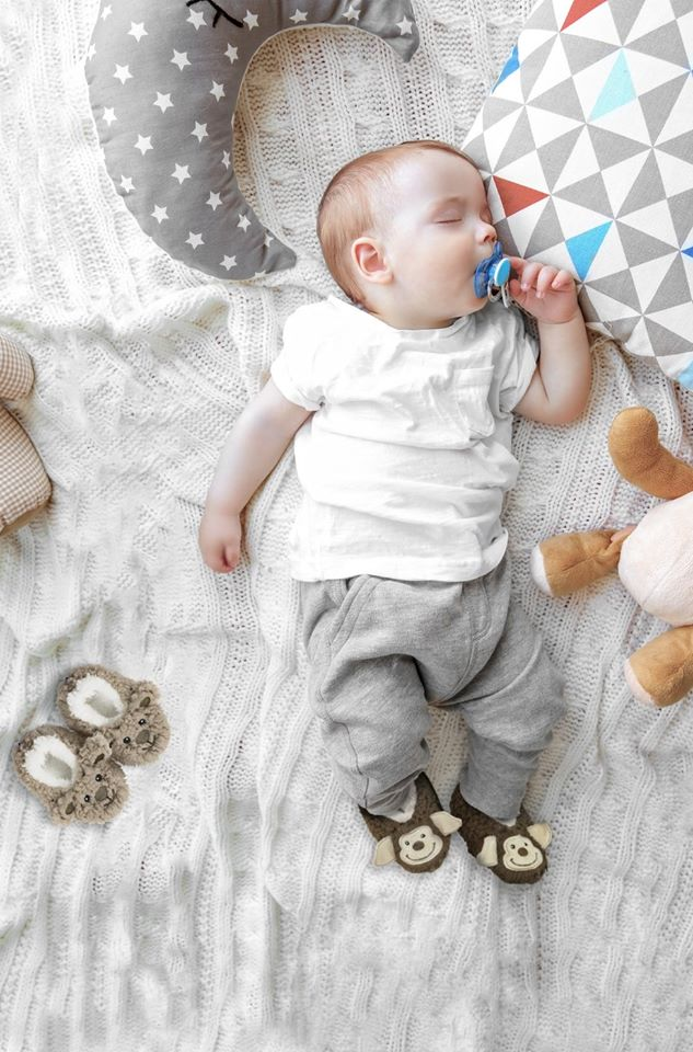 deal - Slumbies Monkey Baby Animal - 6 to 12 months