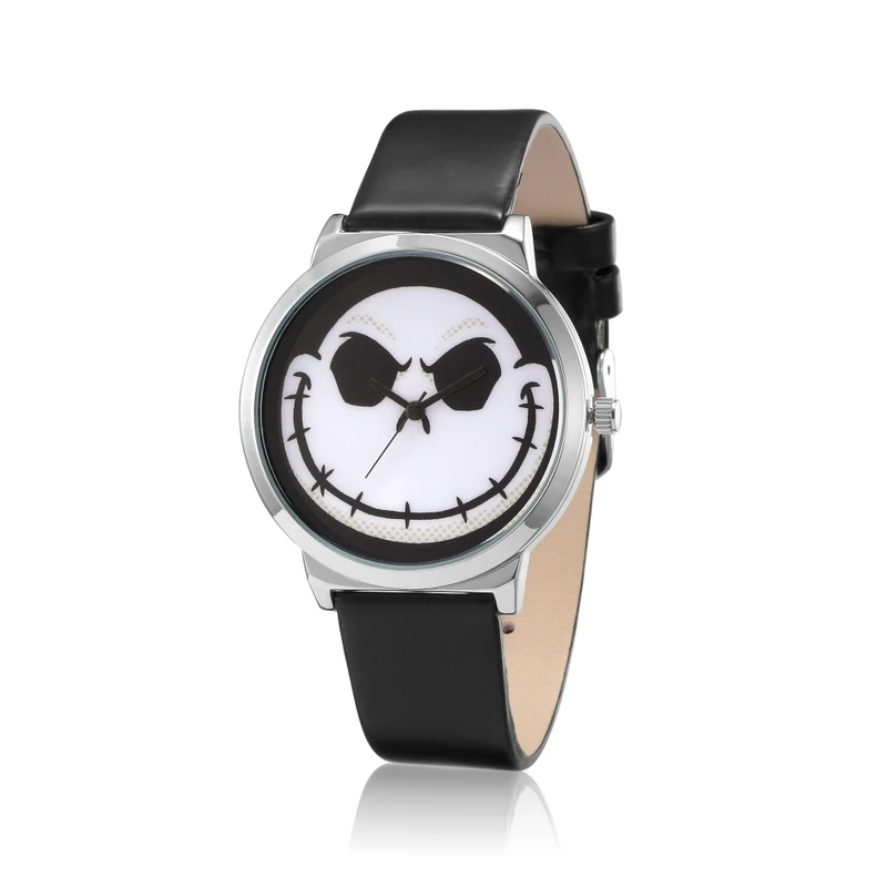 DISNEY NIGHTMARE BEFORE CHRISTMAS SKULL WATCH