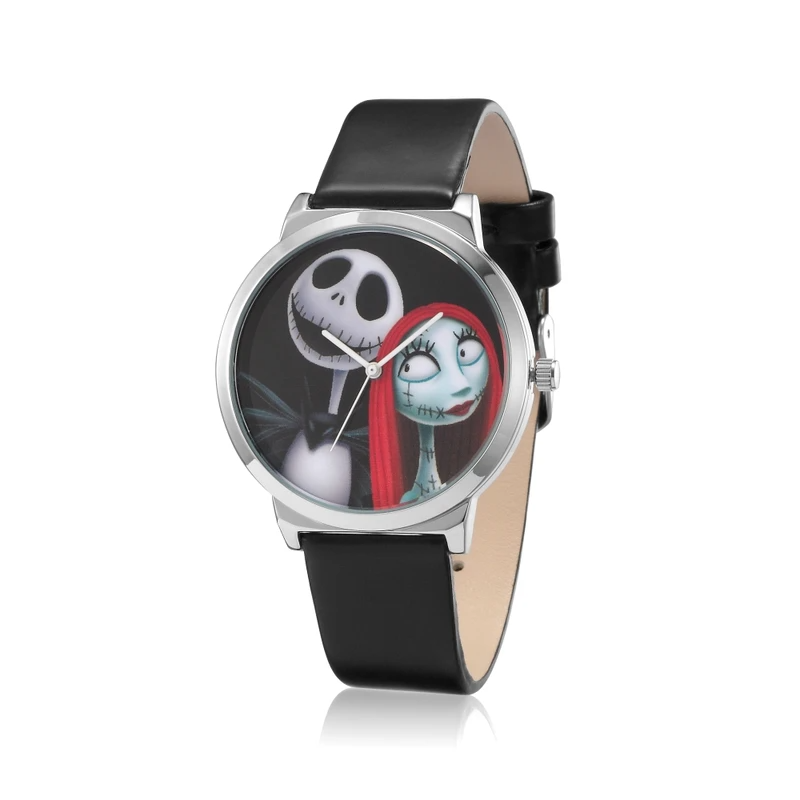 Disney ECC Tim Burton's The Nightmare Before Christmas Jack + Sally Watch Large