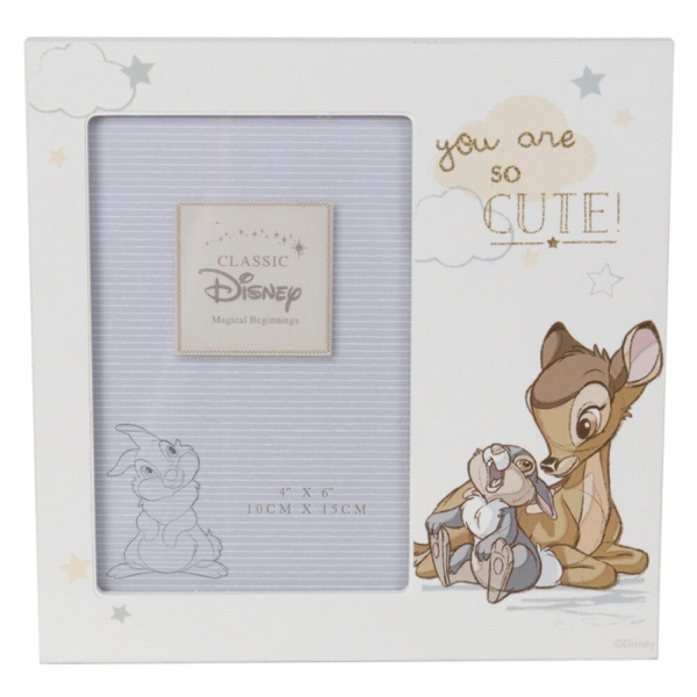 Disney Bambi Frame - You are so cute