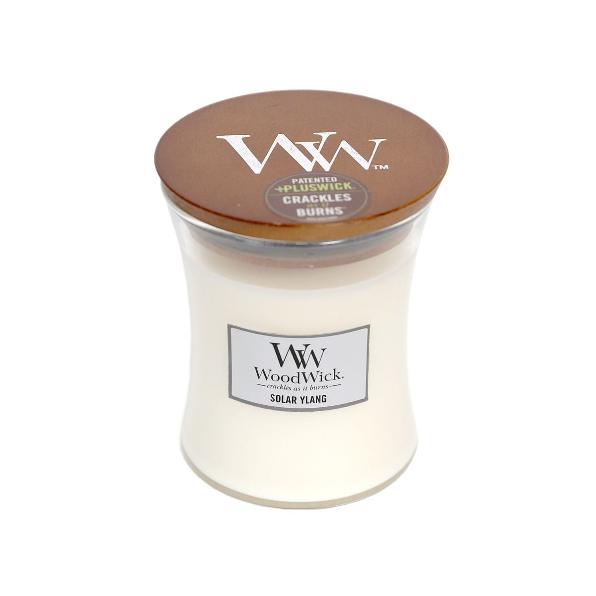 Solar Ylang Medium Woodwick Candle