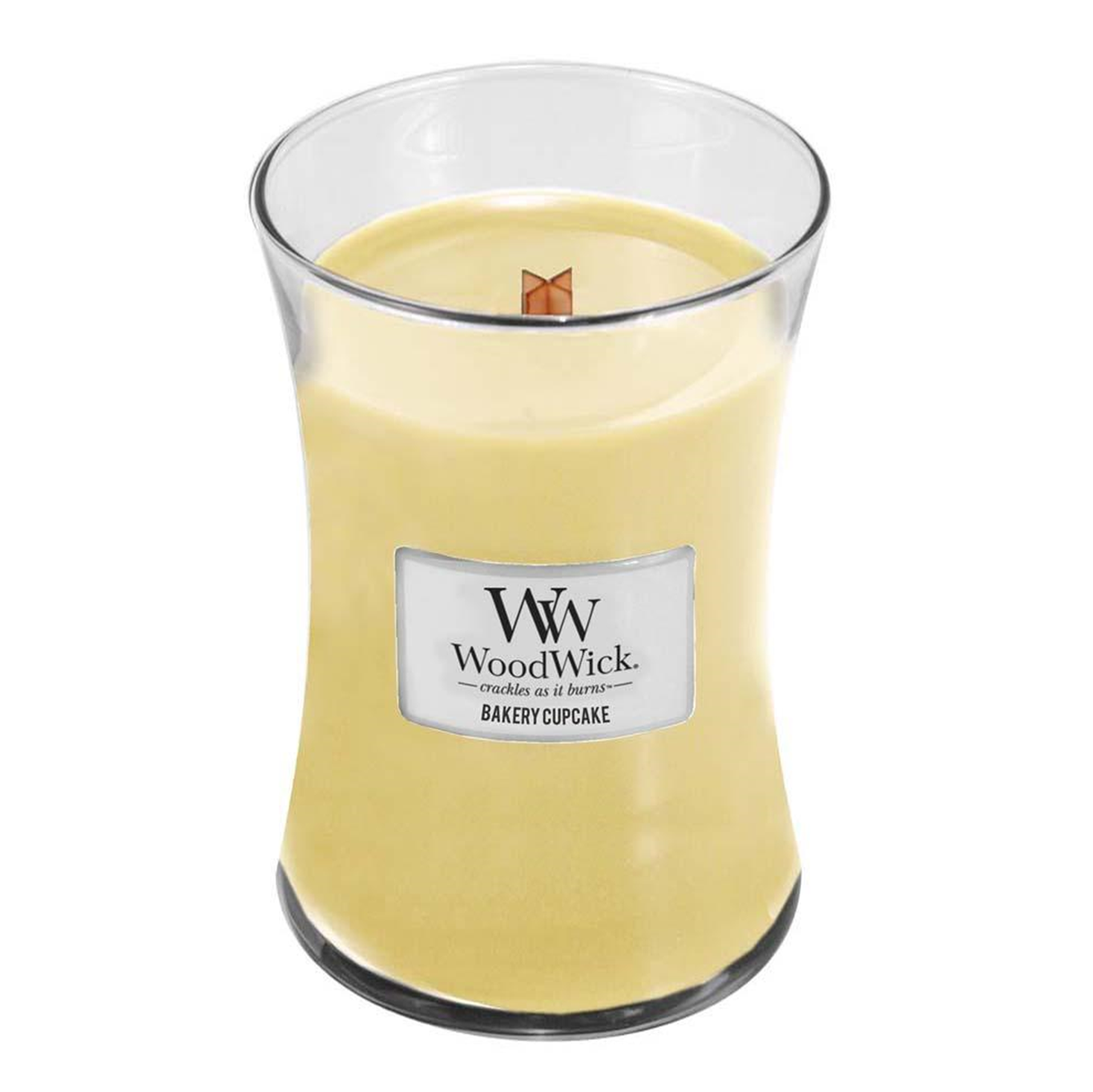 Bakery Cupcake Large Woodwick Candle
