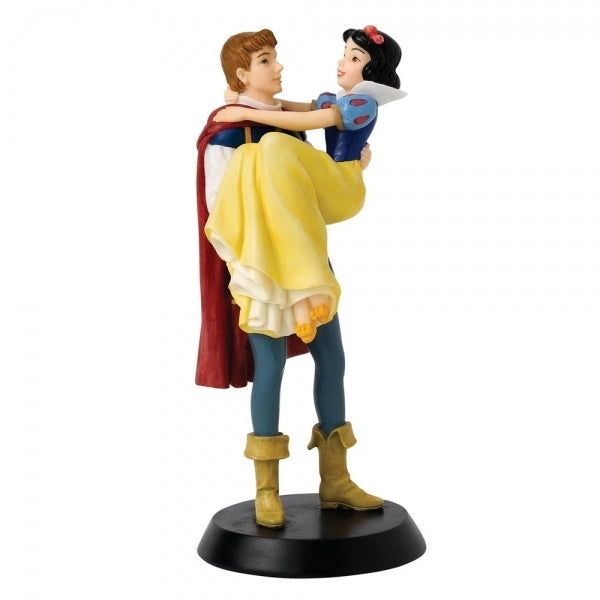 Snow White and Prince Florian - Disney Enchanting Figurine