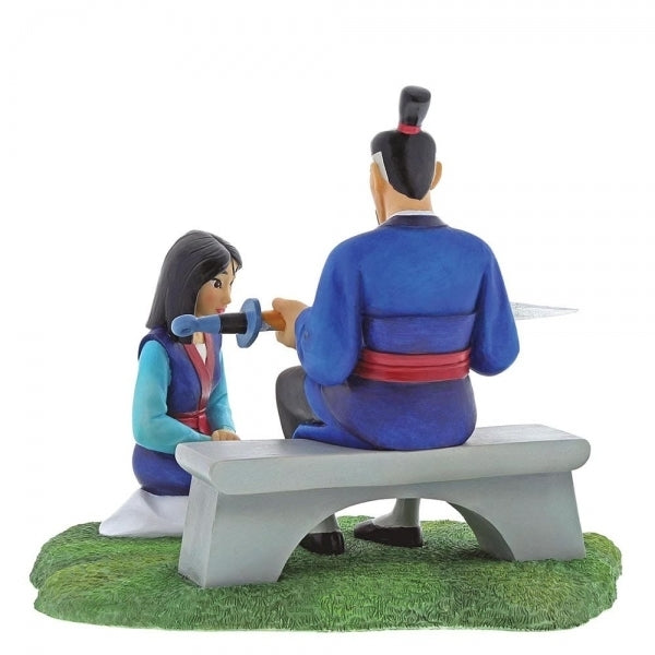 Mulan, Gifts to Honour - Disney Enchanting Figurine