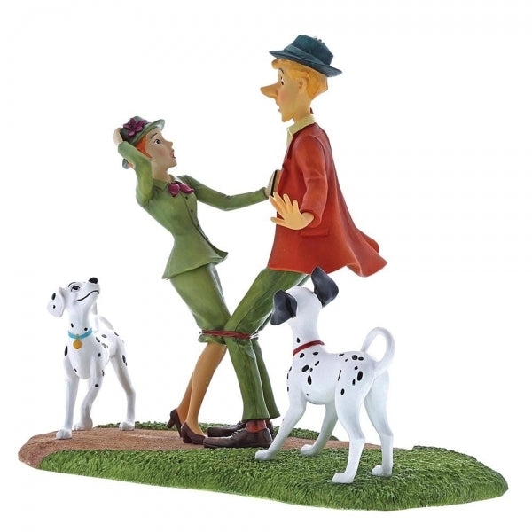 101 Dalmations - Disney Enchanting Figurine