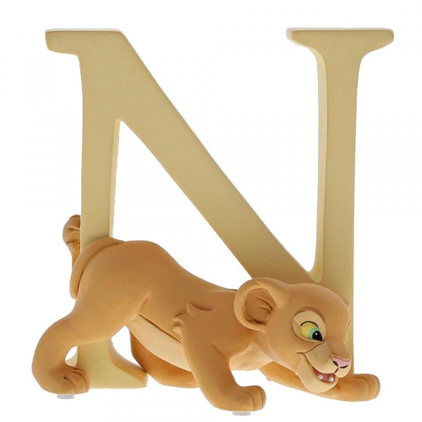 Letter N - Nala - Disney Enchanting Alphabet