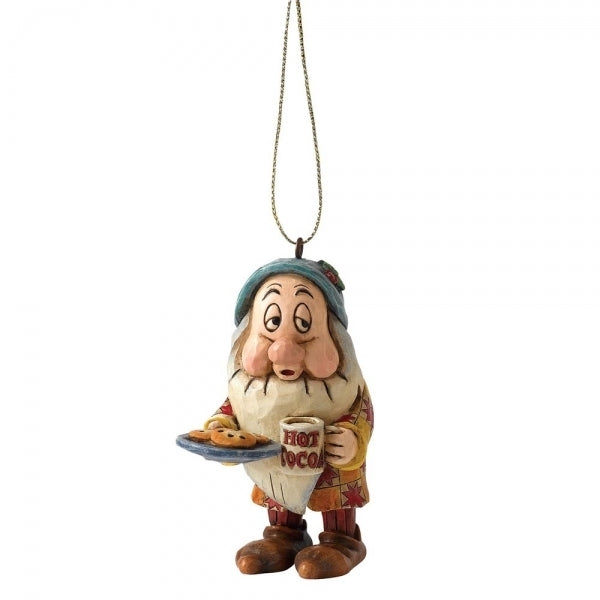 Sleepy 7cm Hanging Disney Traditions Jim Shore
