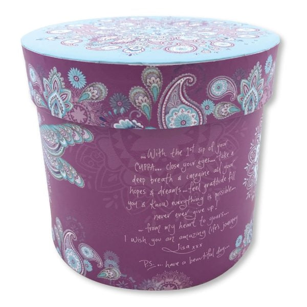 Gift Boxed Cup, Dream It, Dragonfly