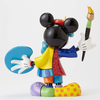 Painter Mickey Large Britto Figurine