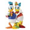 Donald and Daisy Large Britto Figurine