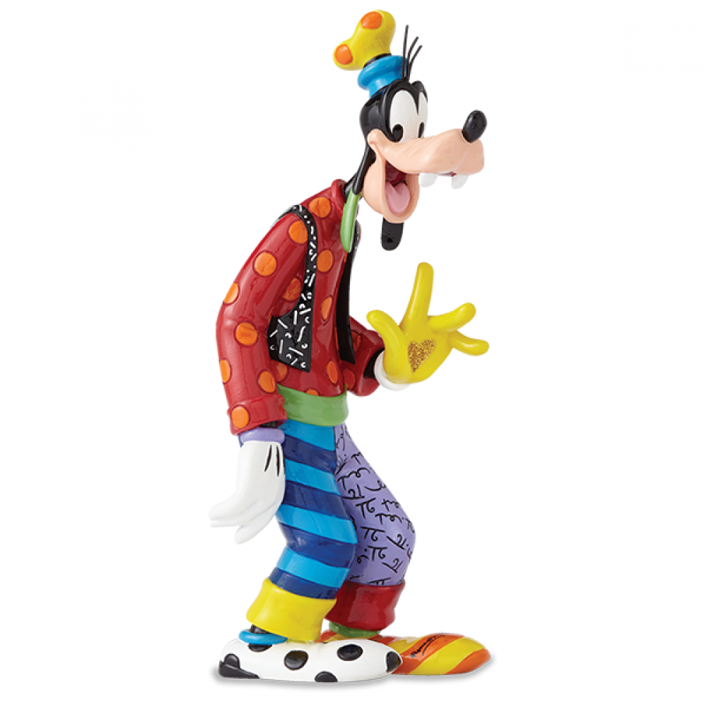 Goofy 85th Anniversary Britto Figurine