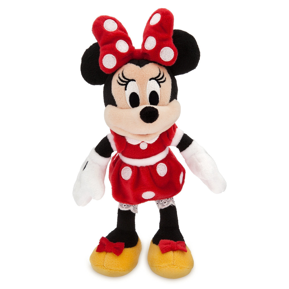Minnie Mouse Plush - Red - Bean Bag - 9.5 inch