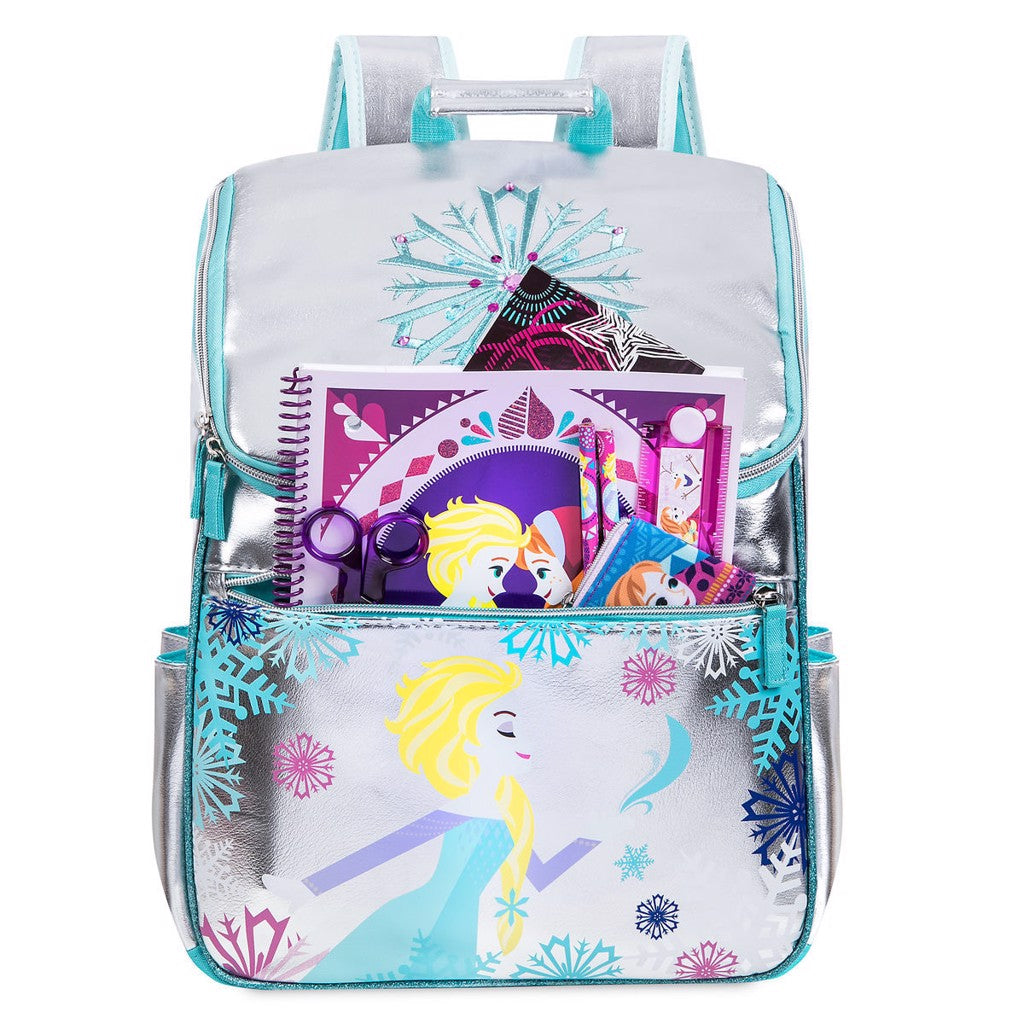 Disney Frozen Backpack - Metallic
