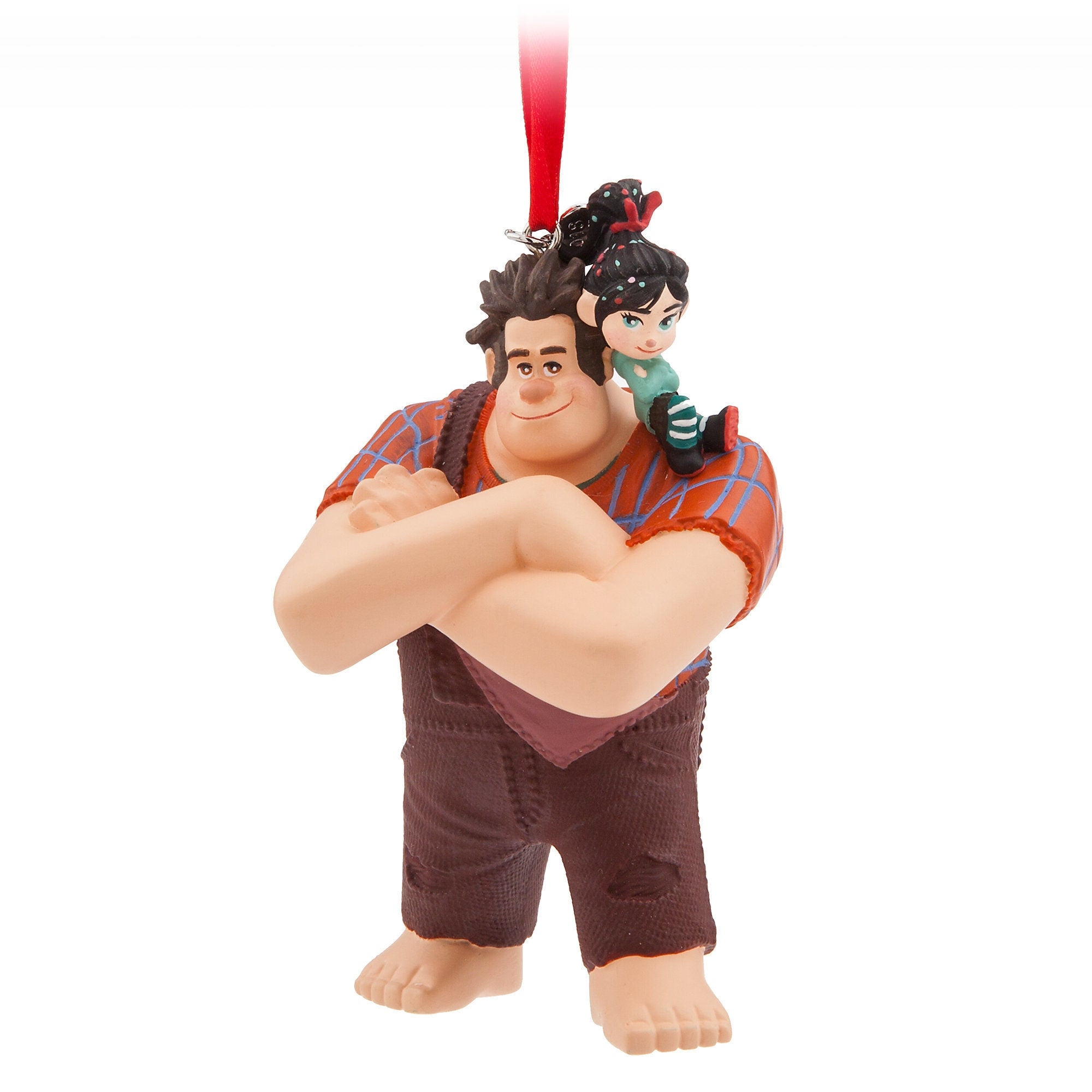 Ralph and Vanellope Sketchbook Ornament - Ralph Breaks the Internet