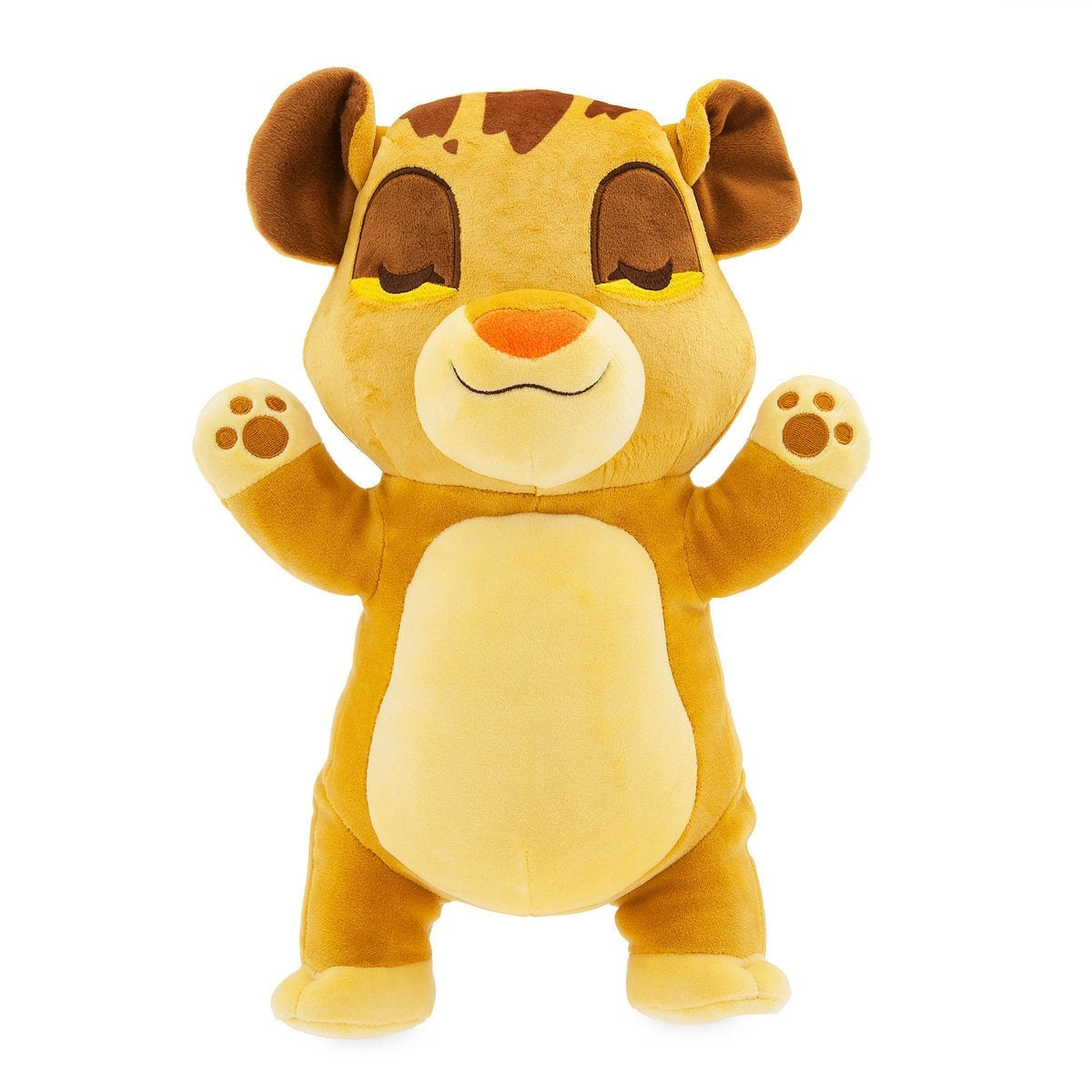 Simba Cuddleez Plush - Medium - 14''