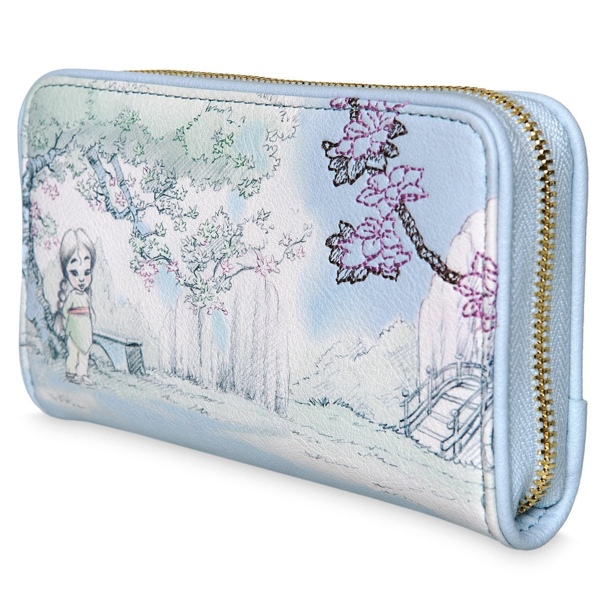 Mulan Disney Animators' Collection Wallet