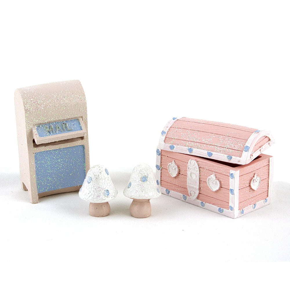 Mail and Trinket Boxes Garden Pack